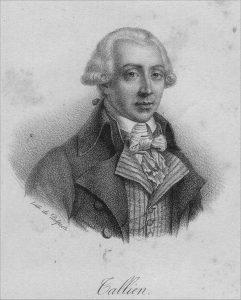 Tallien Delpech 1833