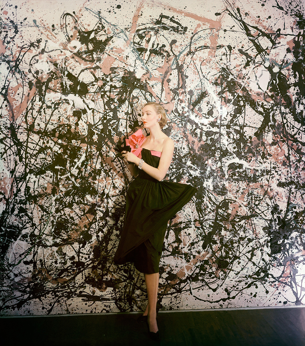 Photographed by Cecil Beaton, Vogue, March 1951